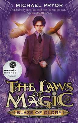 Blaze of Glory (The Laws of Magic #1)