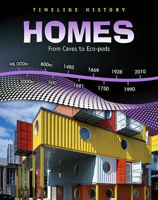 Homes: From Caves to Eco-Pods (Timeline History)