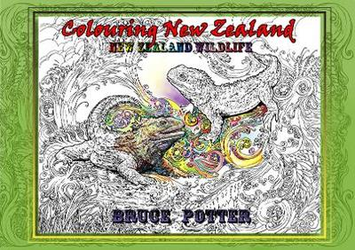 Colouring New Zealand Wildlife