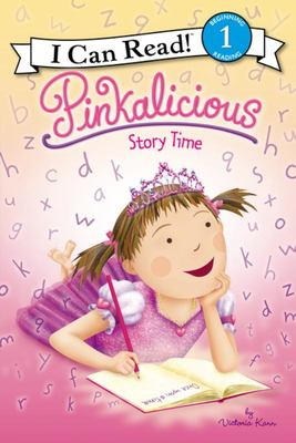Story Time (Pinkalicious: I Can Read Level 1)