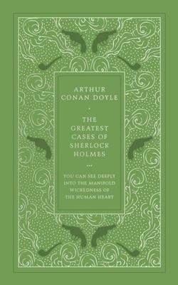 The Greatest Cases of Sherlock Holmes - Limited ed