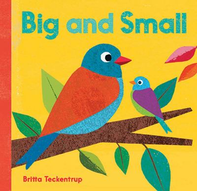 Big and Small (Board Book)