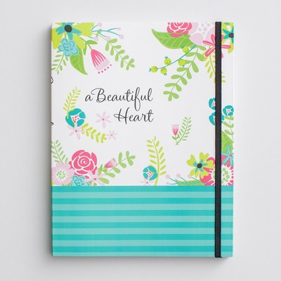 Notebook Journal A Beautiful Heart
