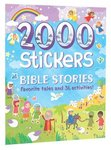 2000 Stickers Bible stories