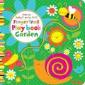 Playbook Garden (Baby's Very First Touchy-Feely Lift-the-Flap Fingertrail)