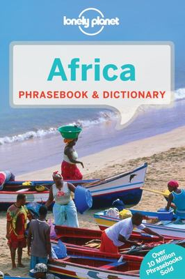 Lonely Planet: Africa Phrasebook & Dictionary 2 ED