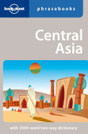 Central Asia Phrasebook & Dictionary 2nd Ed