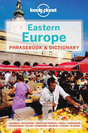 Lonely Planet: Eastern Europe Phrasebook & Dictionary 5th Ed