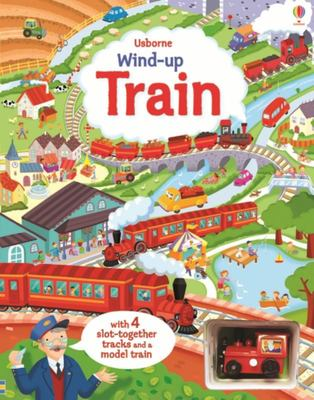 Train (Wind-Up Book)