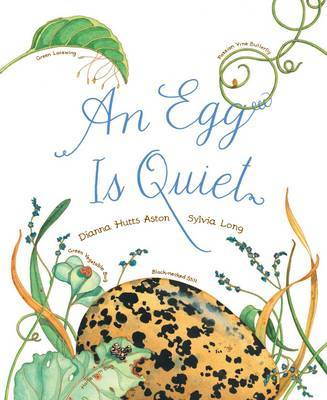 An Egg is Quiet (PB)