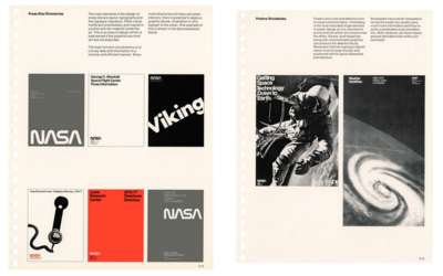 NASA National Aeronautics and Space Administration Graphic Standards Manual