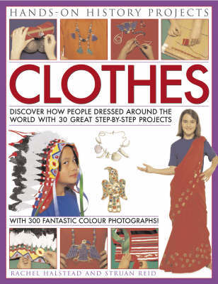 Clothes (Hands-On History Projects)