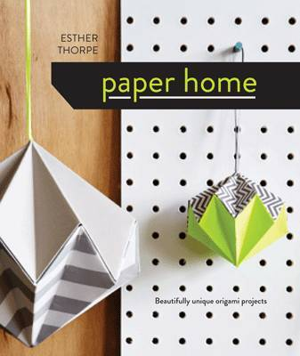 Paper Home Beautifully unique origami projects