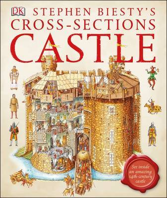 Castle (Stephen Biesty's Cross-Sections)