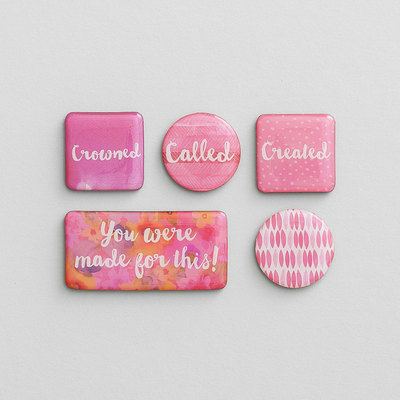 Made for This  Esther 4:14 Magnet set 88474