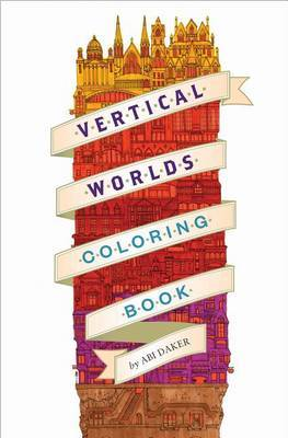 Vertical Worlds Colouring Books