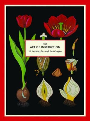 The Art of Instruction Notecards Box Set