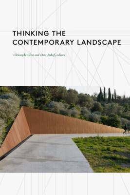 Thinking the Contemporary Landscape