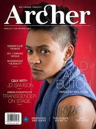 Archer Magazine #06 The She/ Hers Issue