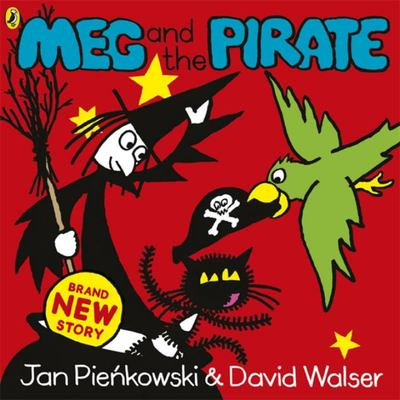 Meg and the Pirate (Meg and Mog)