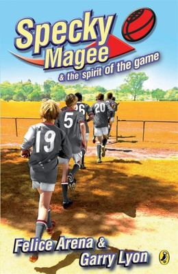 Specky Magee and the Spirit of the Game (#6)