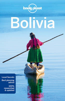 Lonely Planet Bolivia 9
