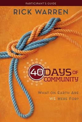 40 Days of Community Pack