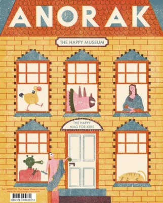 Anorak - The Happy Museum #39