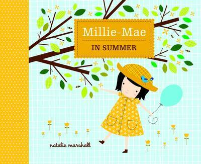 Millie Mae in Summer