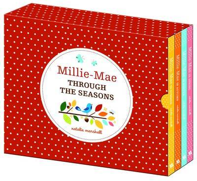 Millie Mae Through The Seasons Slipcase set