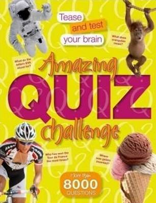 Amazing Quiz Challenge: More Than 8000 Questions