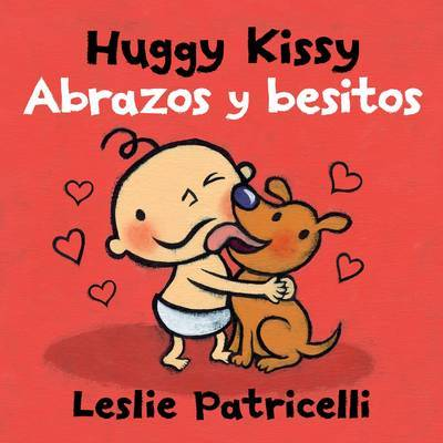Abrazos y bestitos/Huggy Kissy (Spanish & English)
