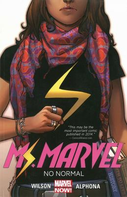 Ms. Marvel: Volume 1: No Normal