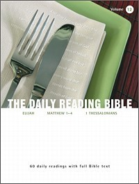 The Daily Reading Bible #12
