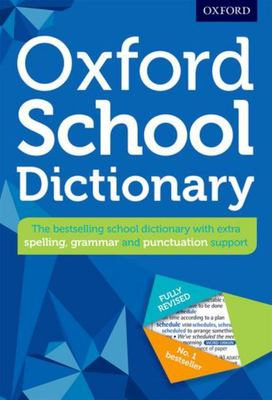 Oxford School Dictionary - Hardback
