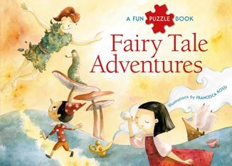Fairy Tale Adventures Puzzlebook