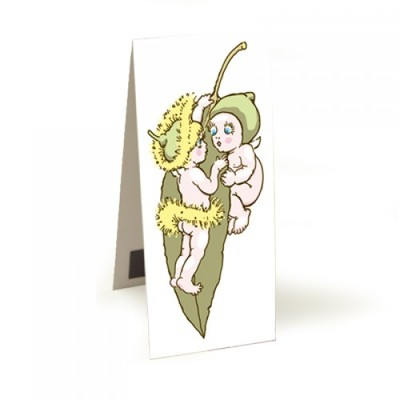 May Gibbs - Blossom and Gumnut - Magnetic Bookmark