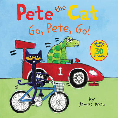 Go, Pete, Go! (Pete the Cat)