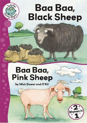 Baa Baa, Black Sheep and Baa Baa, Pink Sheep - PB