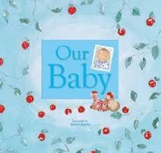 Baby Book: Our Baby (Blue)