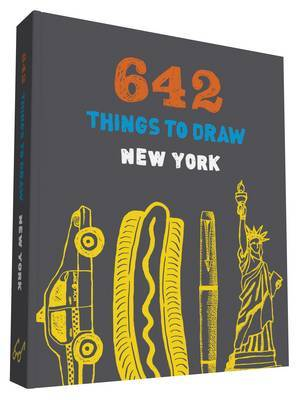 642 Things to Draw: New York