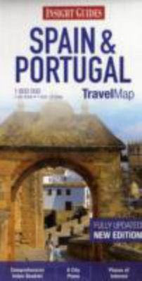 Insight Travel Maps: Spain  Portugal