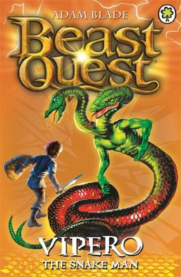 Vipero the Snake Man (Beast Quest: The Golden Armour #10)