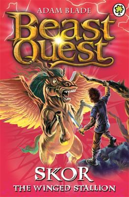 Skor the Winged Stallion (Beast Quest: The Dark Realm #14)