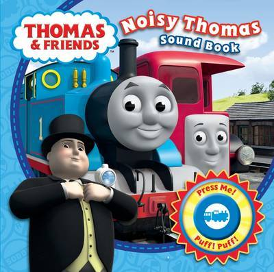 Noisy Thomas! Sound Book (Thomas & Friends)