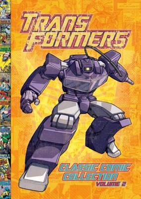 Transformers Classic Comic Collection (#2)