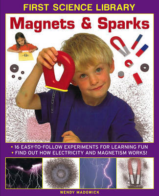Magnets & Sparks: 16 Easy-to-follow Experiments for Learning Fun (First Science Library)