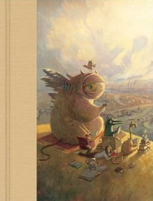 Tuesday Afternoon Reading Group: Shaun Tan Blank Journal