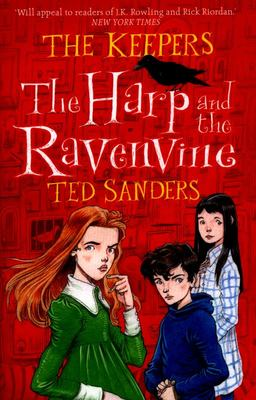 The Harp and the Ravenvine (The Keepers #2)