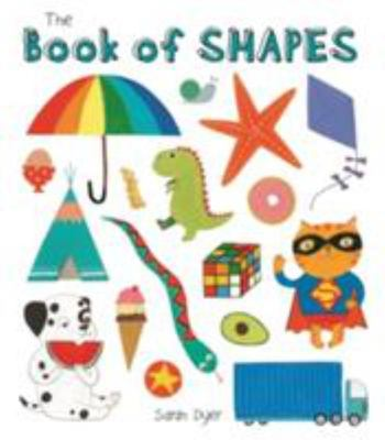 Book of Shapes (Board Book)